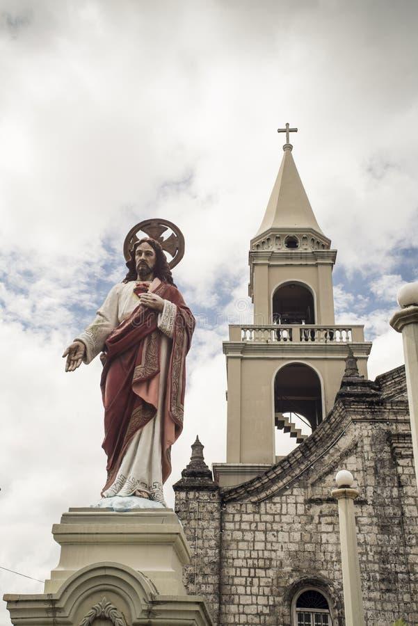 Jesus Statute fotografia de stock royalty free