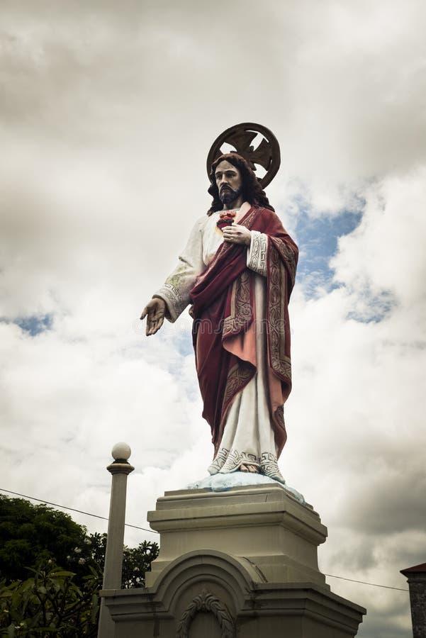 Jesus Statute fotos de stock