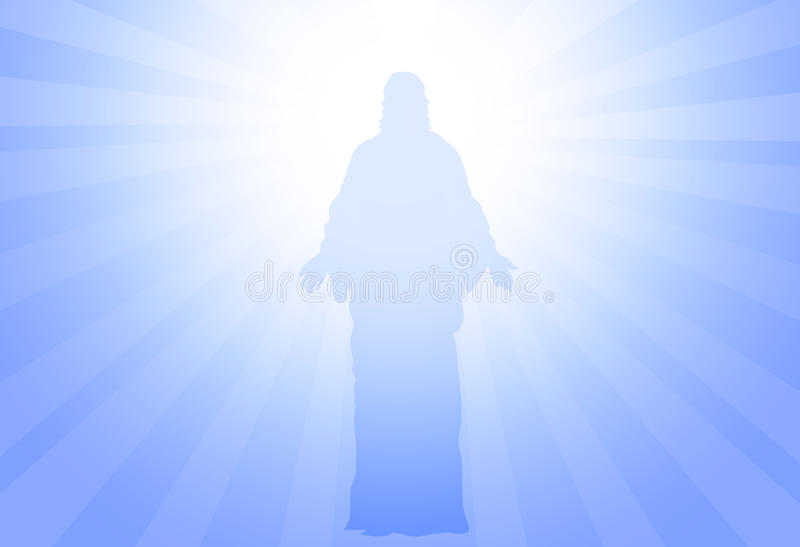 Jesus-Vector stock illustration