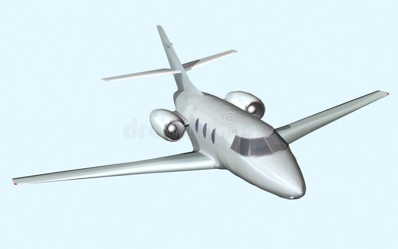 Jet illustrazione di stock