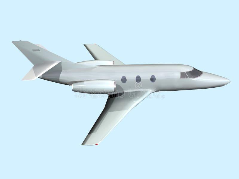Jet stock de ilustración