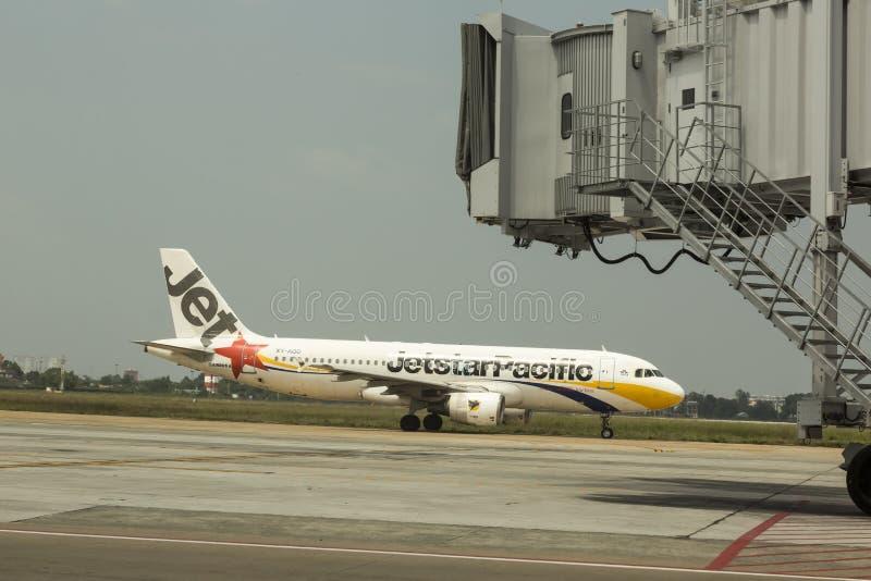 Jet Airways arkivbild