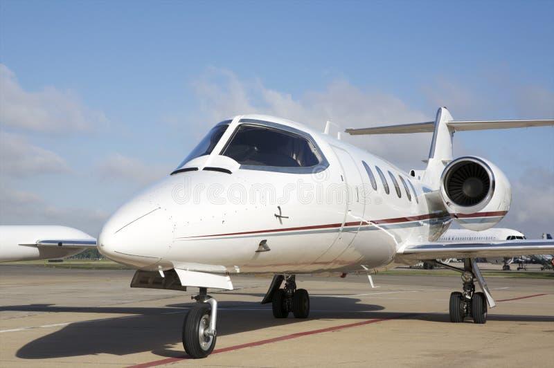 jet corporativo immagini stock