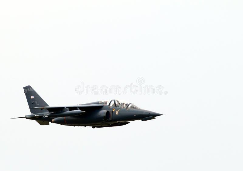 Jet de la alfa de Donier fotos de archivo