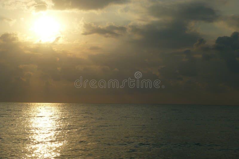 Jet de mer de l'eau photographie stock