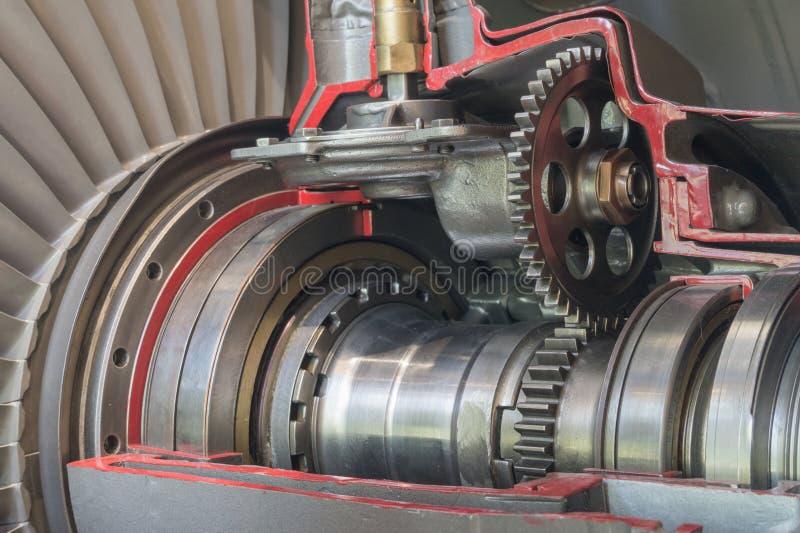 Jet Engine imágenes de archivo libres de regalías