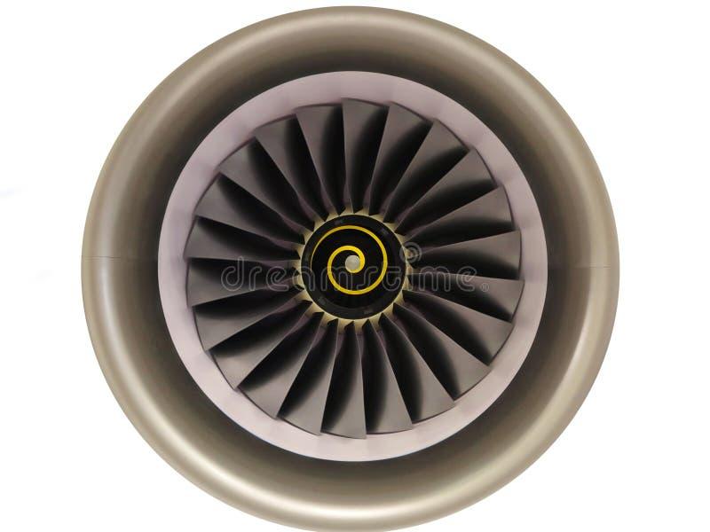 Jet Engine royalty free stock photos