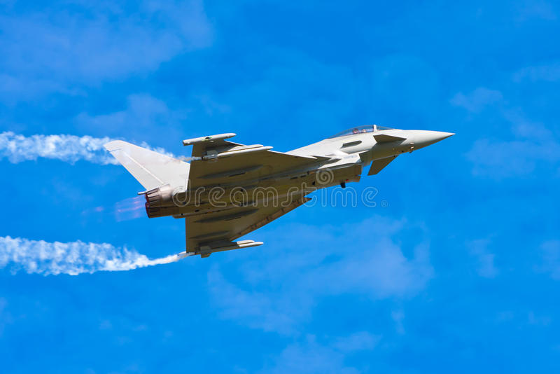 Download Jet Fighter stock photo. Image of trail, fighter, aerobatic - 26954148