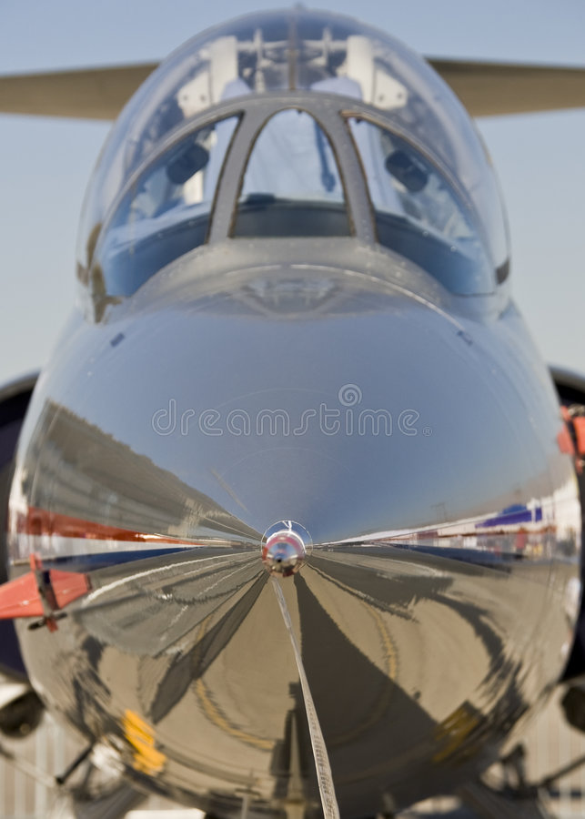 Jet Fighter stock photography