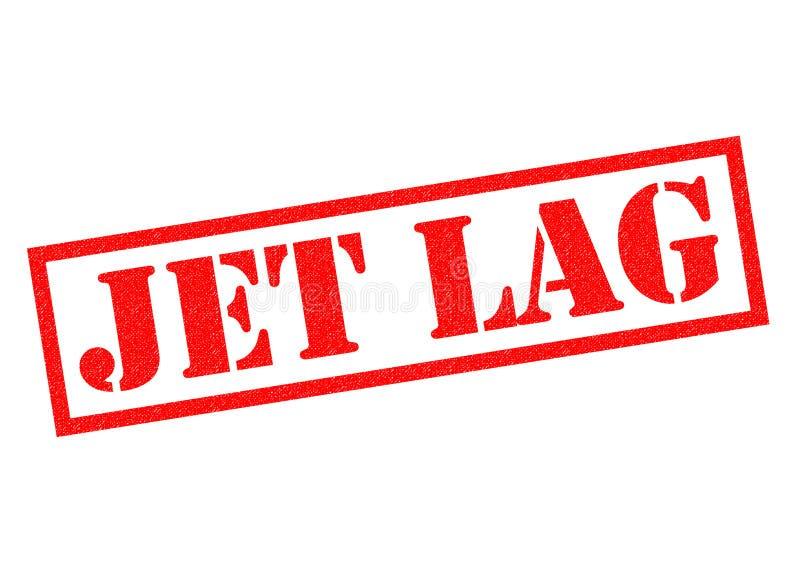 Jet Lag libre illustration