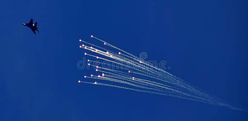 Jet Plane imagens de stock royalty free