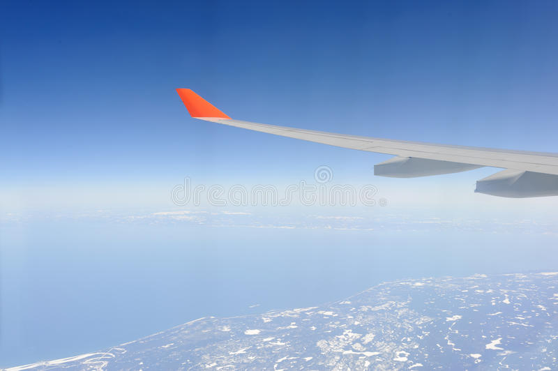 Download Jet plane wing stock photo. Image of holiday, earth, nature - 24364292