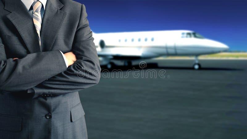 Jet privado fotos de archivo libres de regalías