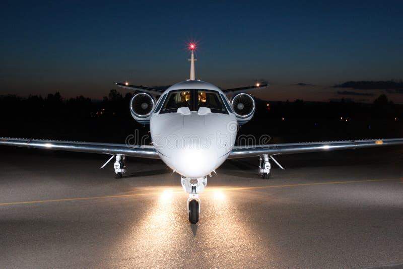 jet private στοκ εικόνες