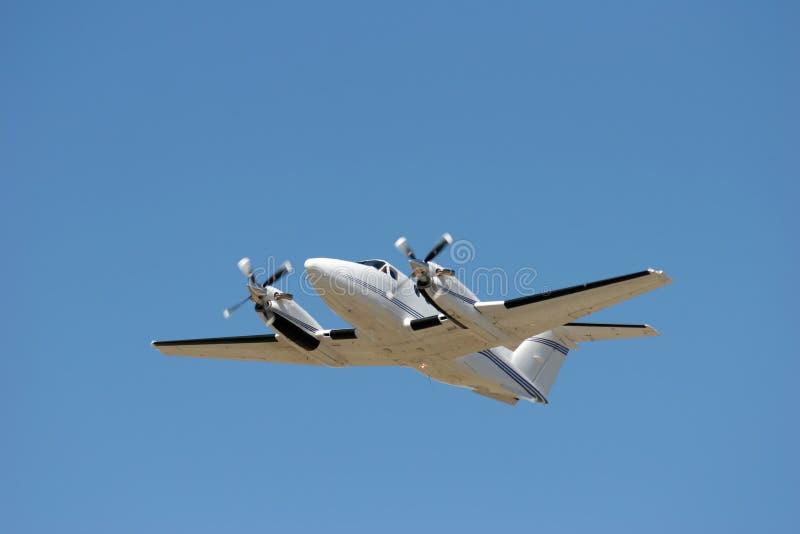 Download Jet privato immagine stock. Immagine di cielo, cockpit - 219919