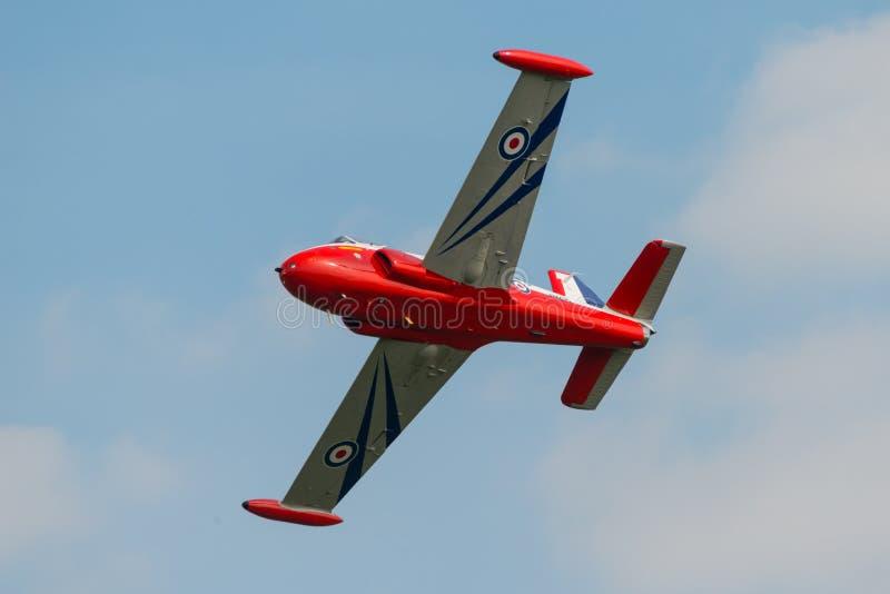 Jet Provost T3A royalty-vrije stock afbeeldingen