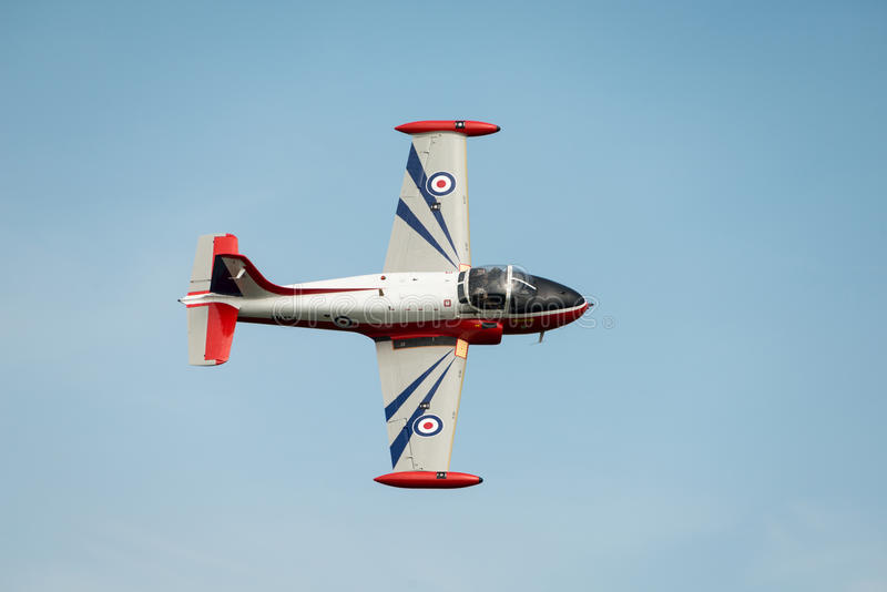 Jet Provost T3A stock afbeelding