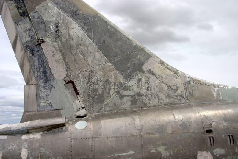 Jet resistido 1 fotografía de archivo