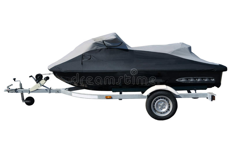 Jet ski stock images