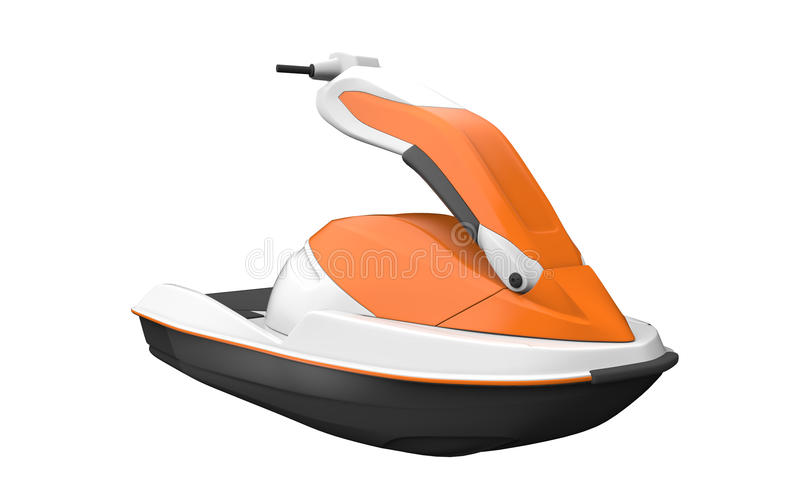 Jet Ski libre illustration