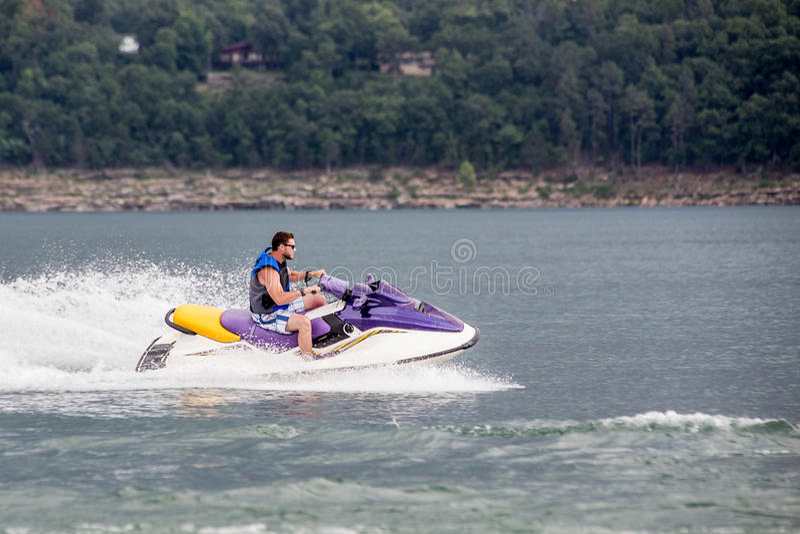 Jet Ski photo libre de droits