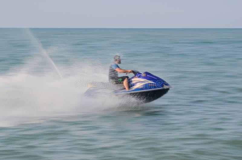 Jet Ski royalty-vrije stock afbeeldingen