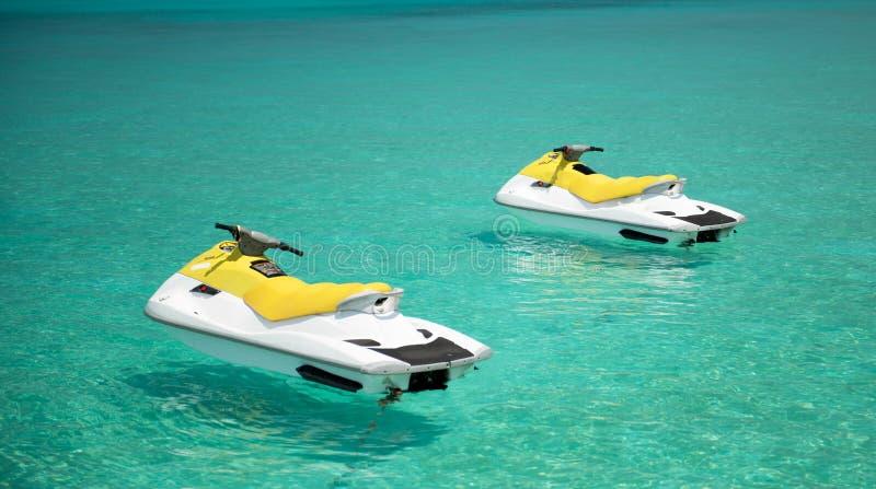 Download Jet Ski On The Indian Ocean Stock Image - Image: 25967717
