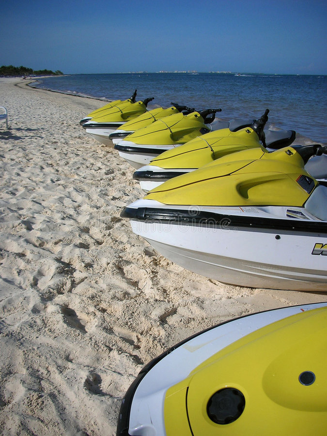 Download Jet Skis stock photo. Image of nature, environment, extreme - 259462