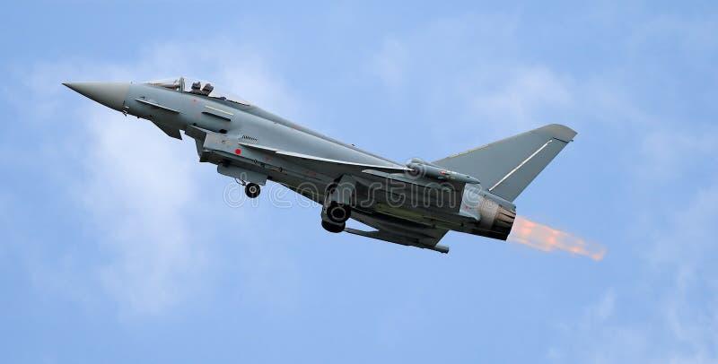 Jet take off royalty free stock photo