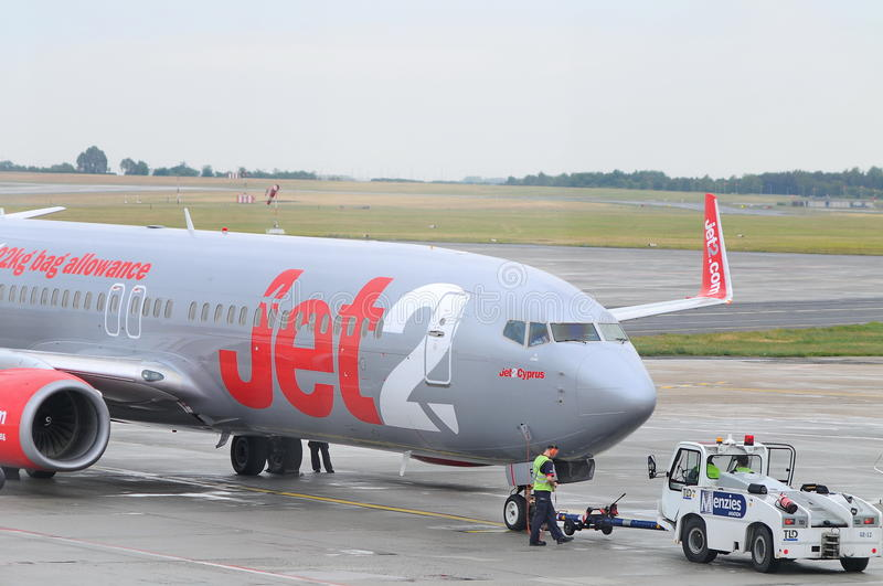 Download Jet2 cheap flight editorial stock photo. Image of aviation - 20369118