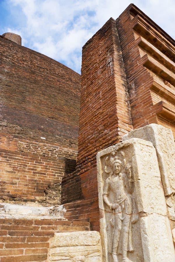 Download Jetavana Dagoba, Anuradhapura, Sri Lanka Stock Image - Image: 11124145