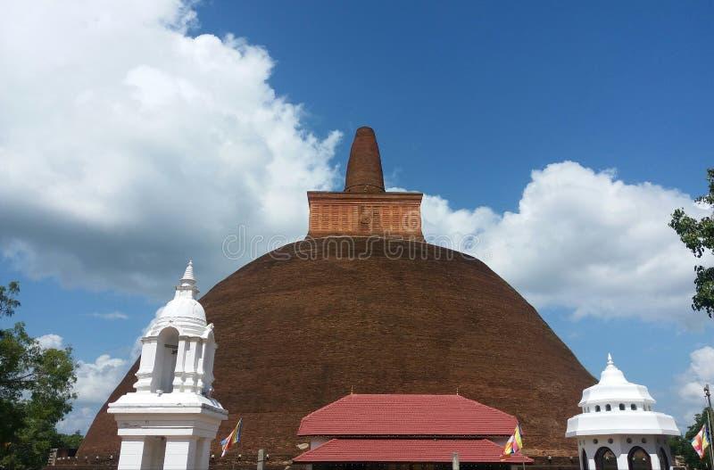Jetavanaramaya zdjęcie stock
