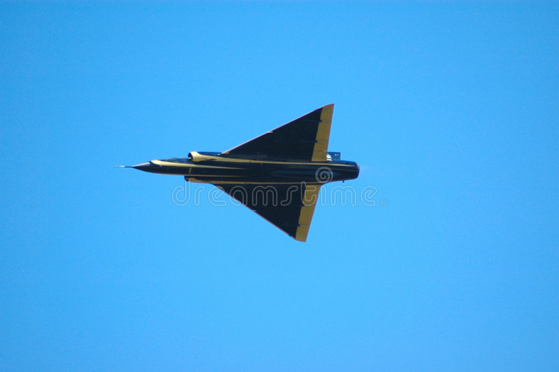 Jetfighter image stock