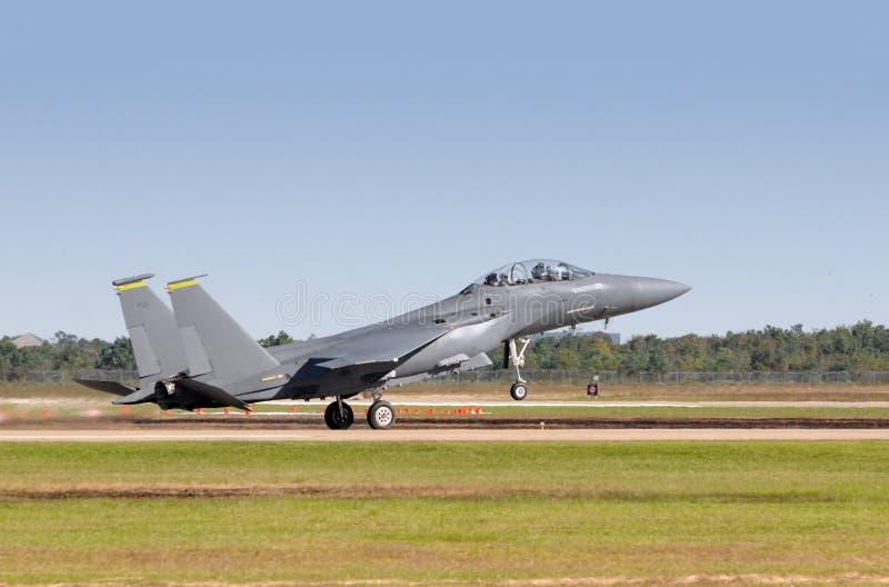 Jetfighter moderne images libres de droits