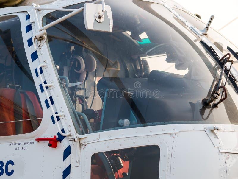 Jetmotorn royaltyfri foto
