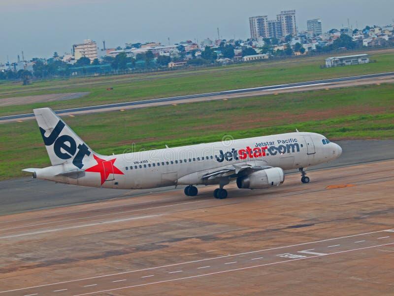 Download Jetstar editorial photo. Image of takeoff, jetstar, runway - 18031351