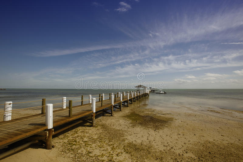 Download Jetty On The Beach Stock Photo - Image: 25575320