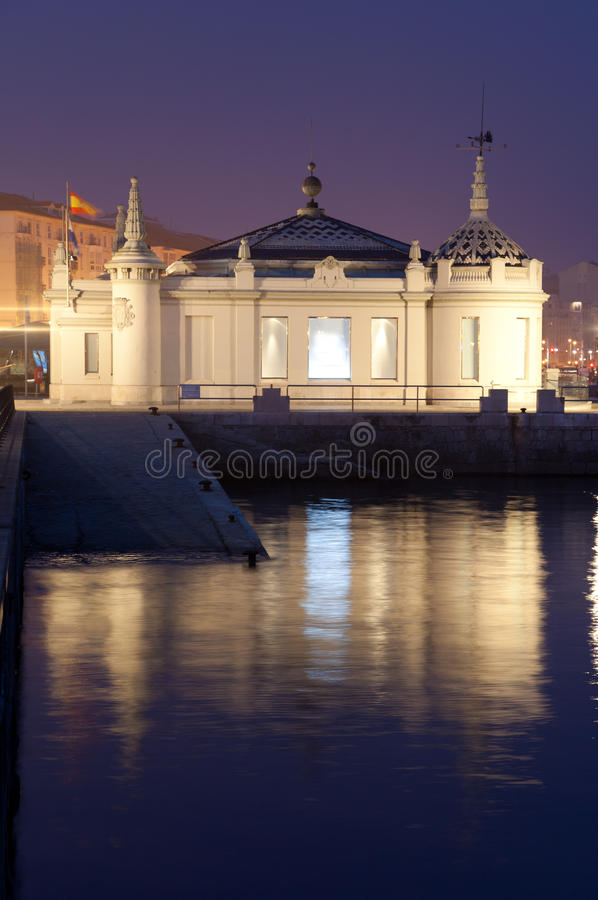 Download Jetty mansion stock image. Image of coast, facade, city - 24382887