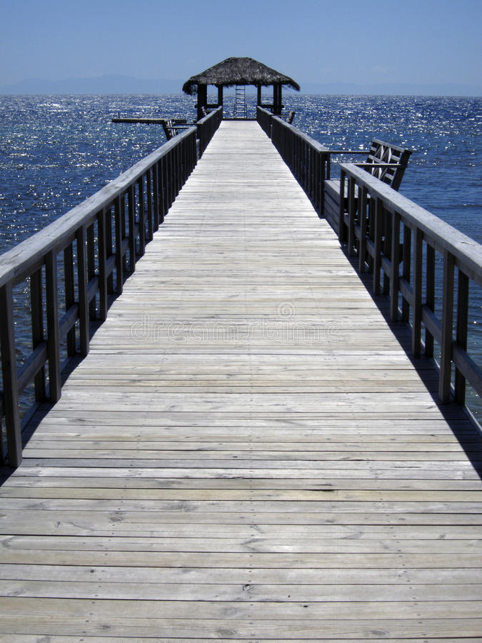 Download Jetty or pier stock image. Image of blue, vacation, sunshine - 18346313