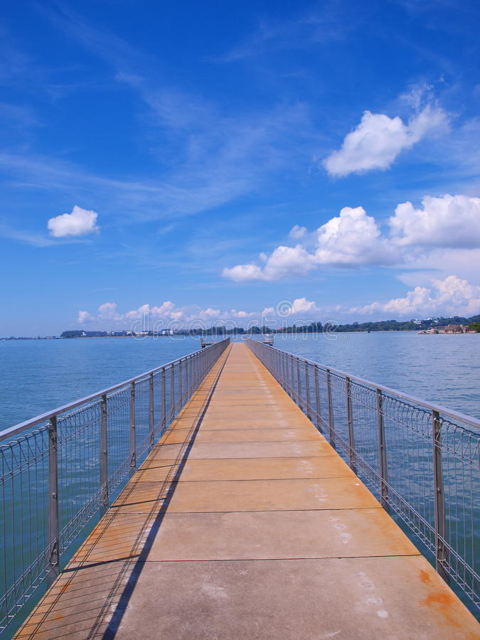 Free Jetty Point Of View Royalty Free Stock Images - 19575639
