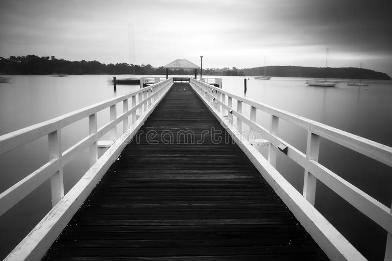 Jetty2 photographie stock