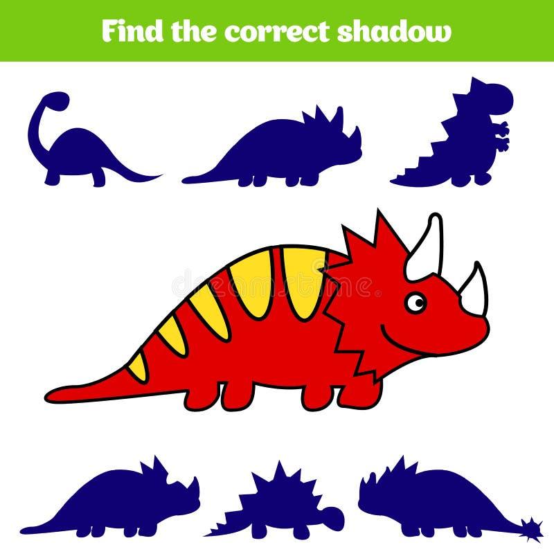 Jeu éducatif assorti d'enfants Pièces d'insectes de match Trouvez le puzzle absent Activité pour des enfants d'années pré scolair illustration de vecteur