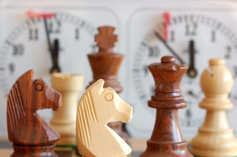 Download Jeu d'échecs image stock. Image du freux, concurrence - 8664395