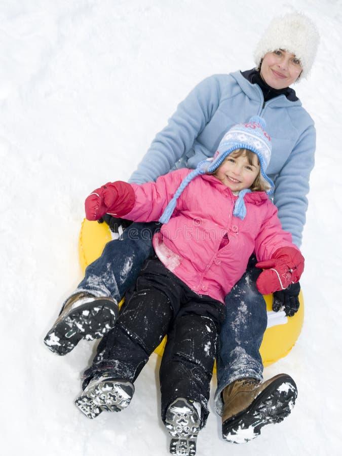 jeu de la neige images libres de droits