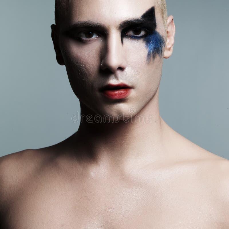 Jeune acteur mâle photos libres de droits