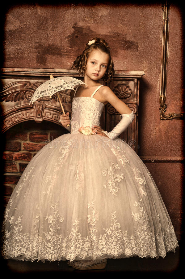 Jeune aristocrate photographie stock