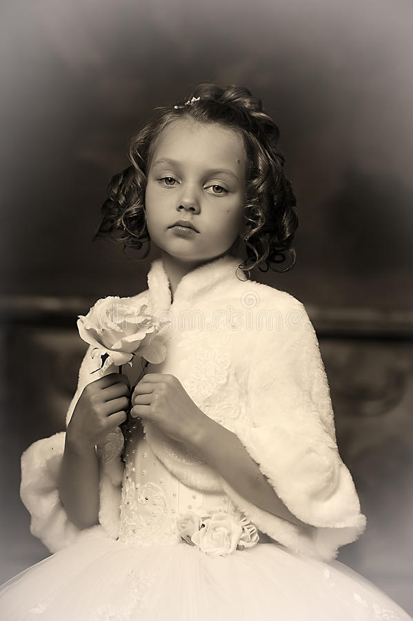 Jeune aristocrate image stock
