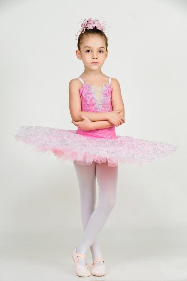 Jeune ballerine photo libre de droits