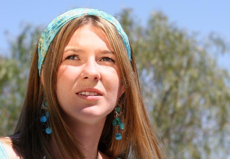 Jeune beauté photos libres de droits