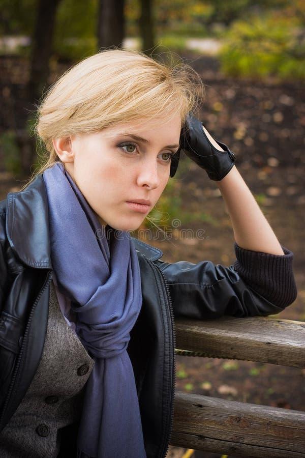 Jeune belle fille image libre de droits
